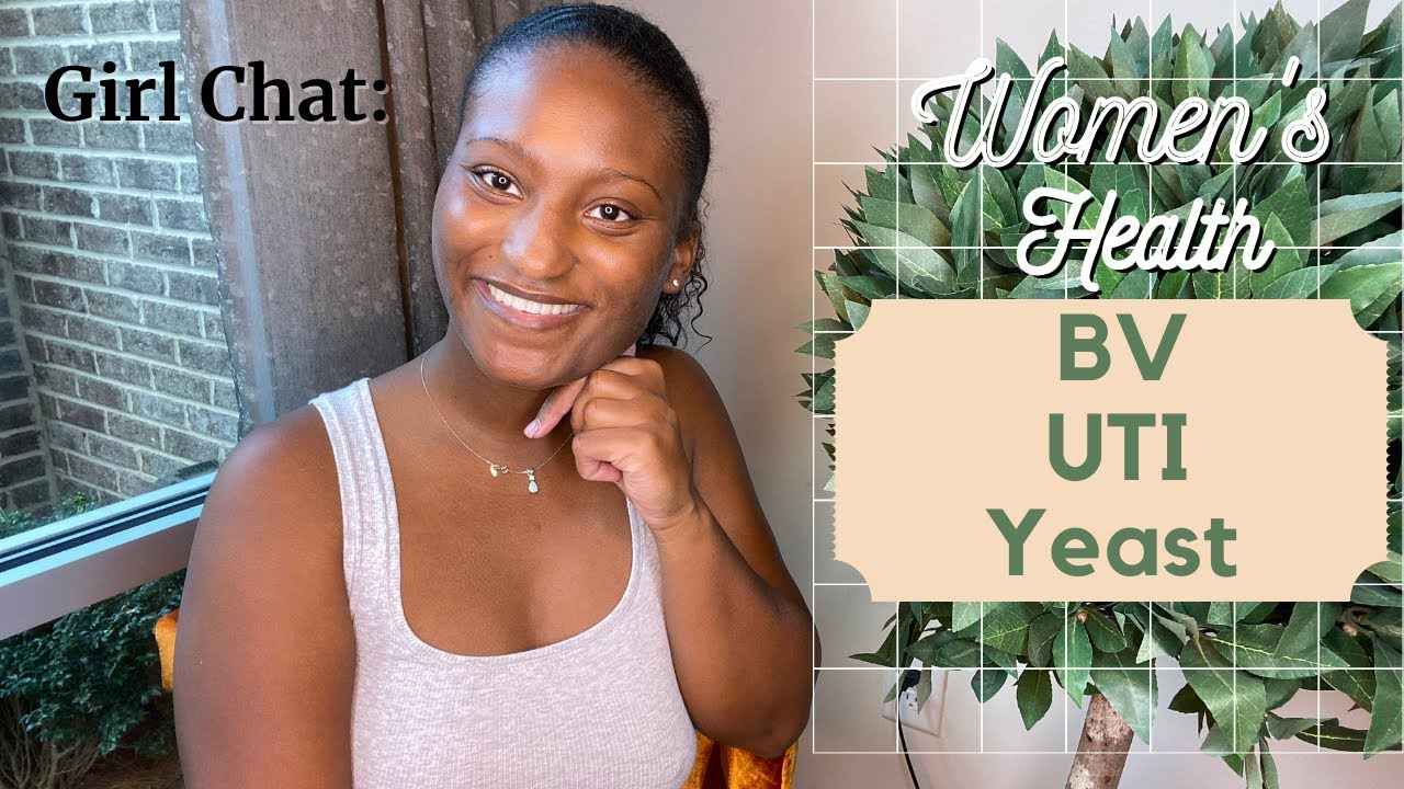 Get Rid Of UTI, BV amp YEAST Infections Why You Keep Getting Them